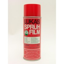 Verniz Spray Brilhante e Proteção UV