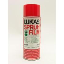 Verniz Spray Fosco e Proteção UV