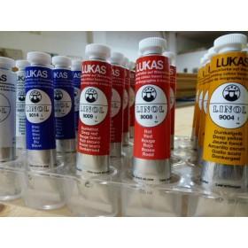 Tinta para gravura Linol(20ml)