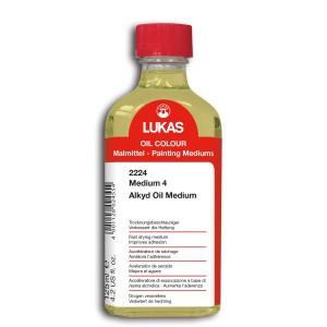Medium 4 - Óleo Alquídico