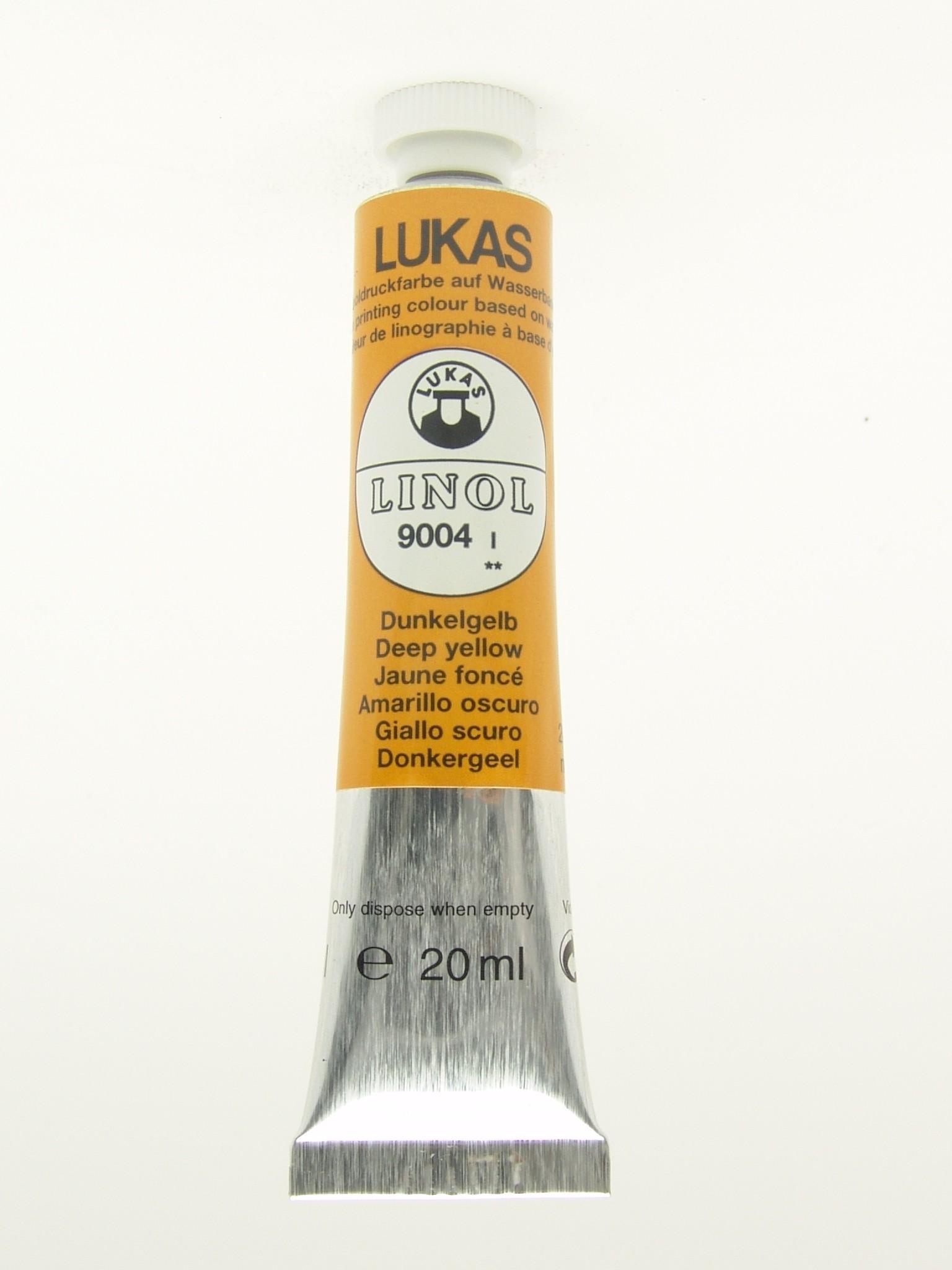 Tinta para gravura Linol(200ml)