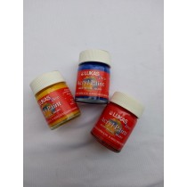 Kit Mini Acryl Paint Matt