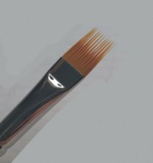 Pincel sintético Taklon de fazer pelo