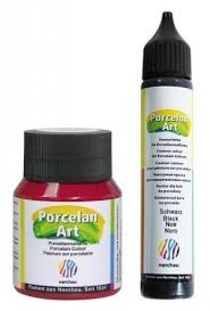 Tinta para porcelana Porcelan Art (20ml)